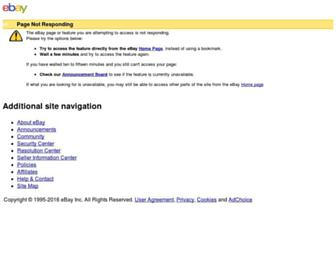 feedback.ebay.com screenshot