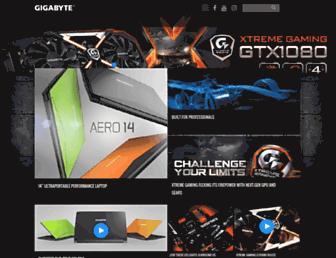 Thumbshot of Gigabyte.co.za