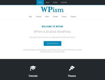 wpism.com screenshot