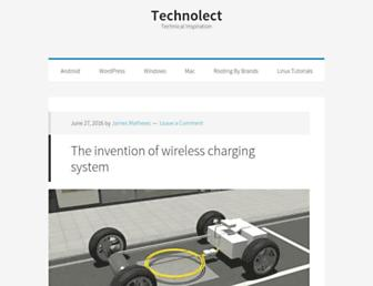 technolect.org screenshot