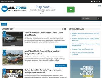 alul-stemaku.blogspot.com screenshot