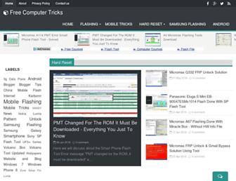freecomputertricks.in screenshot