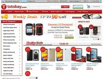 Thumbshot of Totobay.com