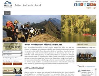 Thumbshot of Kalypsoadventures.com