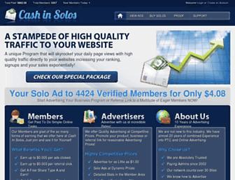 Thumbshot of Cashinsolos.com