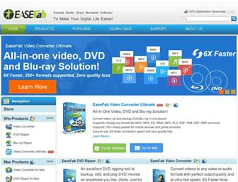 easefab.com screenshot