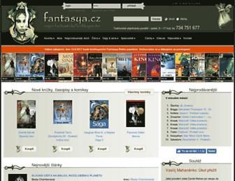 fantasya.cz screenshot