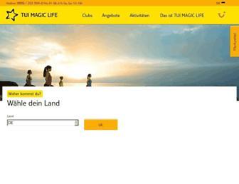 magiclife.com screenshot