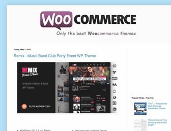 woocomemrce.blogspot.com screenshot