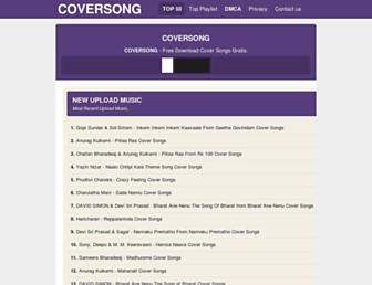coversong.info screenshot