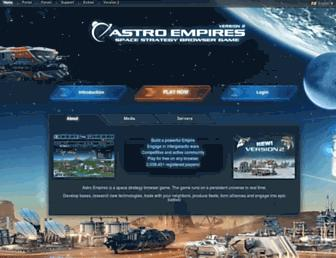 Thumbshot of Astroempires.com
