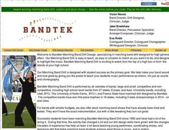 bandtek.com screenshot