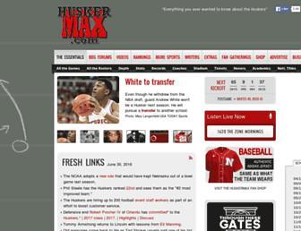 Thumbshot of Huskermax.com