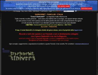 darkorbitunivers.it screenshot