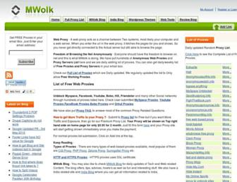 mwolk.com screenshot