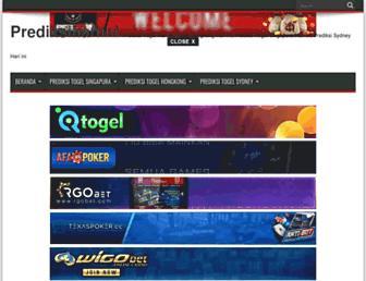 prediksihariini.org screenshot