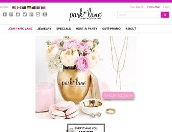 reports.myparklane.com screenshot