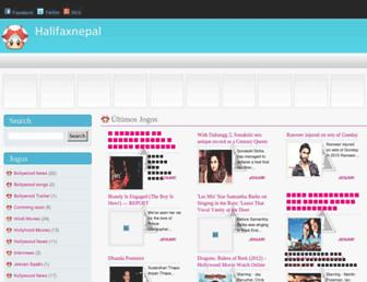 halifaxpradeep.blogspot.com screenshot