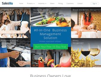 salesvu.com screenshot