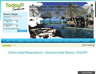 todaytourism.com screenshot