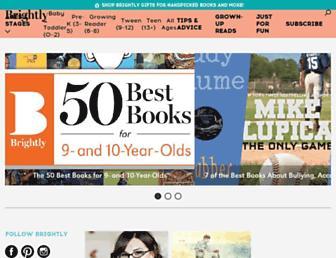 readbrightly.com screenshot