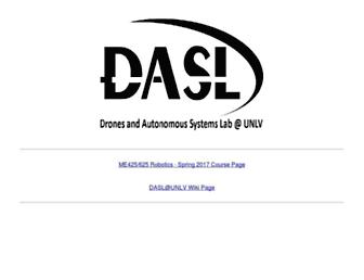 daslhub.org screenshot