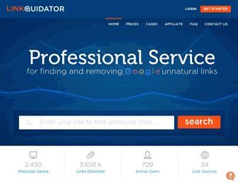 Thumbshot of Linkquidator.com