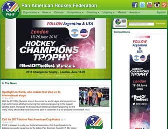 Thumbshot of Panamhockey.org
