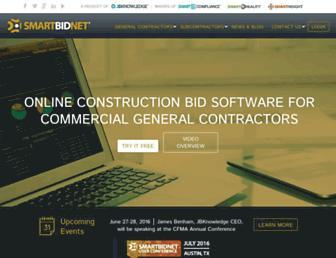 Thumbshot of Smartbidnet.com