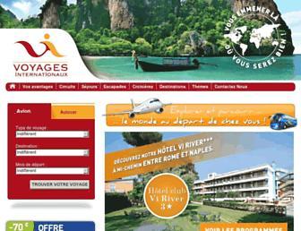 v-i.travel screenshot
