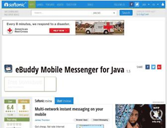 ebuddy-mobile-messenger.en.softonic.com screenshot