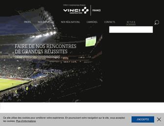 Thumbshot of Vinci-construction.fr