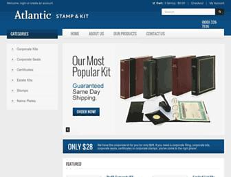 corporatekit.com screenshot