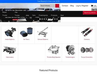 afepower.com screenshot