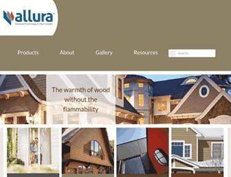 allurausa.com screenshot