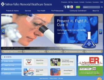 svmh.com screenshot