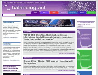 balancingact-africa.com screenshot