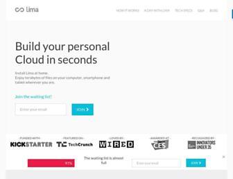 Thumbshot of Meetlima.com