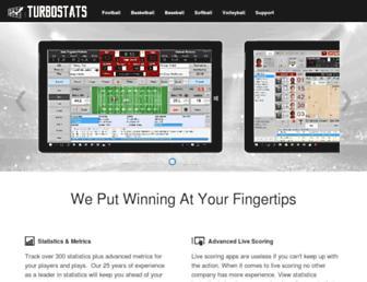 turbostats.com screenshot