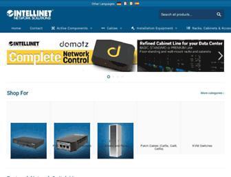 intellinetnetwork.eu screenshot