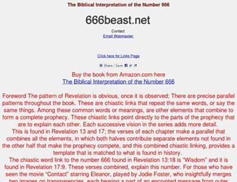 666beast.net screenshot