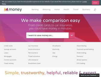money.co.uk screenshot