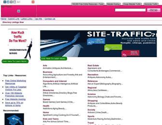 Thumbshot of Directory-listingsnow.org
