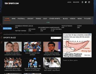 Thumbshot of Tensports.com