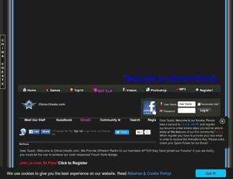 china-cheats.com screenshot
