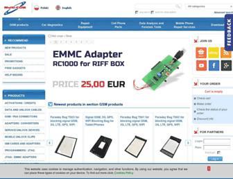 multi-com.eu screenshot
