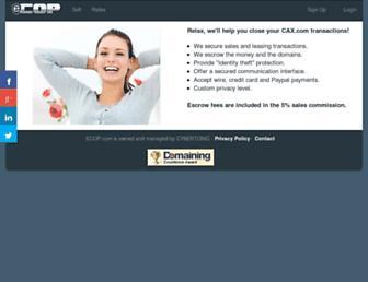 Screenshot for ecop.com