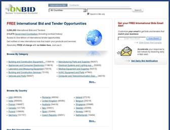 onbid.org screenshot