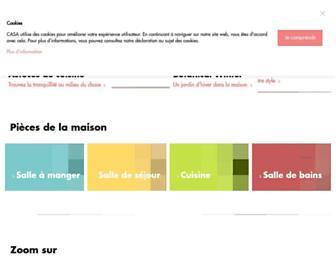 fr.casashops.com screenshot