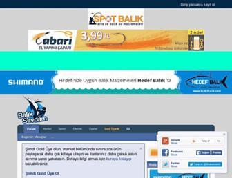Thumbshot of Baliksevdam.com